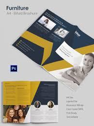 brochure design psd templates free download 2 best agenda