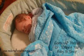 Moving Baby To Crib by Gentle Ap Method For Teaching Your Baby To Sleep Modern