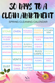 How To Have A Clean Bedroom Preparing To Spring Clean Your Apartment 8 Quick Tips