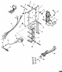 mercury marine v 150 hp xri efi ignition coil voltage