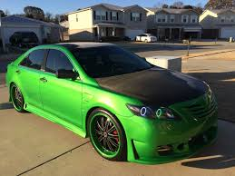 toyota camry green color jiggyp81 2009 toyota camry specs photos modification info at
