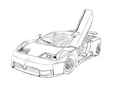 bugatti car drawing bugatti eb110 sketch wip by jtgil on deviantart