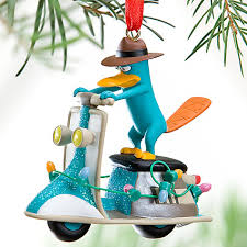 perry the platypus scooter swag