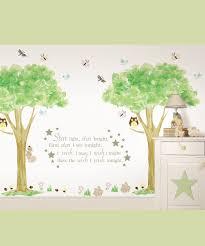 wallpops star light star bright tree house wall decals set star bright tree house wall decals set