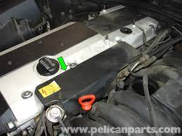 mercedes benz w210 fuel pressure regulator replacement 1996 03