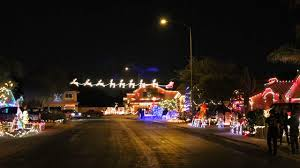 best christmas holiday lights around phoenix east valley phoenix