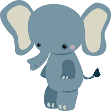 free printable baby jungle animal clipart clipartxtras
