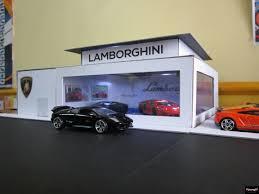 lamborghini car dealerships 1 64 scale lamborghini car dealer and showroom rjvang97