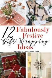 gift wrapping ideas 12 days of christmas day 7 life with lorelai
