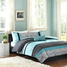 Ruffle Bed Set Turquoise Ruffle Comforter Set Canada Brown King Sets