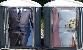 wedding porta potty wedding porta potty rental louisville ky and southern indiana