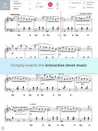 Chandelier Sia Piano Sheet Music Tomplay Sheet Music On The App Store