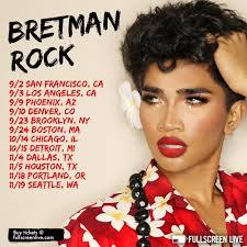 Challenge Bretman Rock Bretman Rock Tickets Fitzgerald S Upstairs Houston Tx