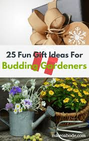 Garden Gift Ideas Gardening Gifts 25 Gift Ideas For Budding Gardeners Microabode