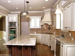 cream glazed kitchen cabinets 2 refaced linen white with chocolate glaze kitchen archives