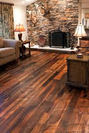 Living Room Flooring by Best 25 Barn Wood Floors Ideas That You Will Like On Pinterest