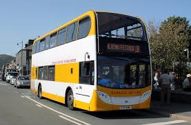 bus time tables north wales express motors