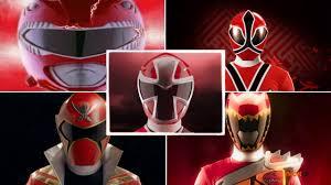 red ranger morphs mighty morphin power rangers power