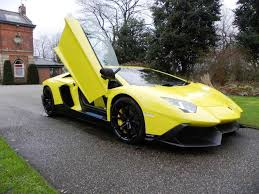 yellow lamborghini aventador for sale lamborghini aventador 50th anniversary for sale