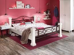 Schlafzimmer Betten G Stig Betten Aus Metall Und Holz U2013 Eyesopen Co