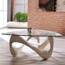 Wohnzimmertisch Folie Acryl Beistelltisch Eric Pfeiffer Design