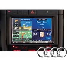 bluetooth audi audi a4 oem upgrade 8 touch screen navigation system ipod