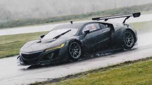 acura supercar nsx gt3 headed to the track carbon fiber nsx acura factory tour