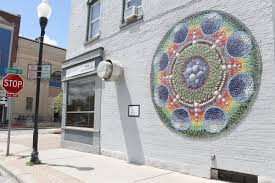 one mural at a time artists transform downtown plattsburgh ncpr the