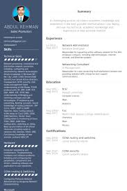 Ccna Resume Sample by Network Administrator Resume Samples Visualcv Resume Samples