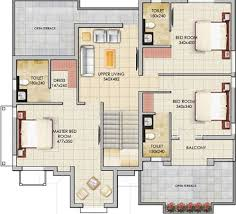 luxury villa floor plans southern style homes with wrap around porch french neoclical house