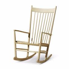 Oak Rocking Chairs Fredericia Furniture Wegner J16 Rocking Chair By Hans Wegner