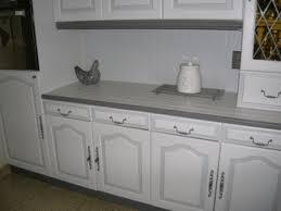 repeindre sa cuisine en blanc relooker ma cuisine en chêne résolu