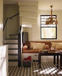 Banquette Bench Seating Dining by Built In Bench Seat Kitchen Contemporary With Acrylic Dining Chair