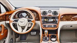 new bentley interior 2016 bentley bentayga tailoring and personalisation youtube
