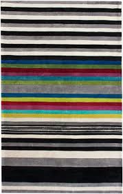 Black White Striped Rug 50 Best Stripes Images On Pinterest Modern Rugs Contemporary