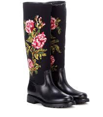 leather boots biker saint laurent leather boots biker embellished saint laurent 74 28