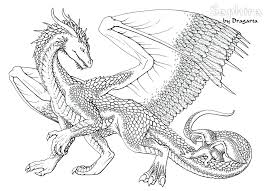 chinese dragon coloring pages easy chinese dragon coloring pages www glocopro com