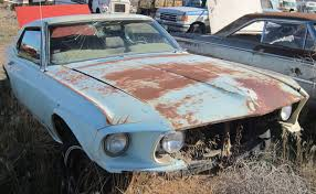 mustang project cars for sale restorable mustang vintage cars for sale