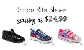 stride rite black friday stride rite shoes starting at 24 99 southern savers