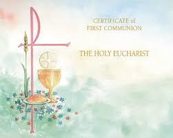 religious certificates barton cottonds