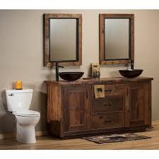 Barnwood Bathroom Vanity Timber Frame Barnwood Vanity Barnwood Bathroom Vanities