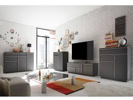 Wohnzimmer Kommode Boost Ii Kommode Graphit Supermatt Sonoma