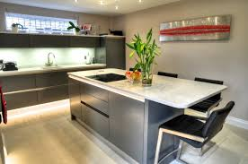 kitchen centre island exceptional fitted kitchen clifton drive lytham st annes