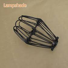 best industrial lighting e27 lampshade bulb cage vintage cage