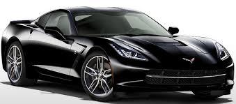 2014 corvette black official colors list for 2014 corvette stingray with interior