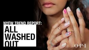 fashion week nail trends jeremy scott youtube