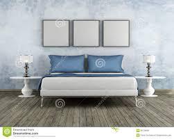 Modern Vintage Bedroom Furniture Modern And Vintage Bedroom Stock Photo Image 26726600