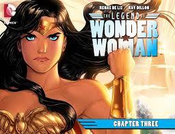 comics free legend woman chapter 003