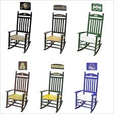 Hinkle Chair Company Collegiate Painted Rocking Chair By Hinkle Chair Company 200sc