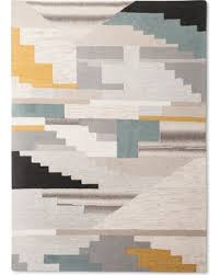 Tufted Area Rug Amazing Deal On Abstract Tufted Area Rug 9 X12 Project 62